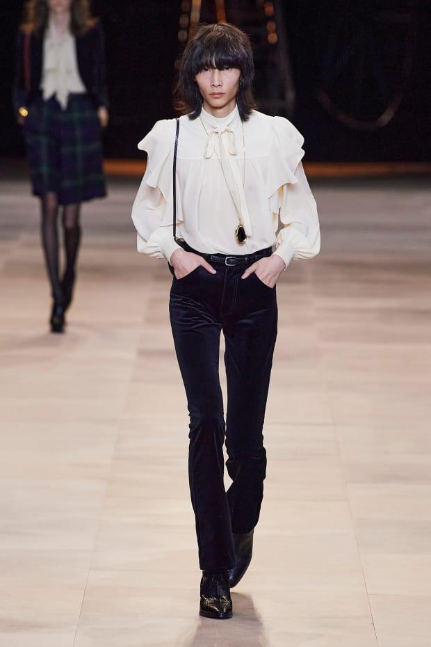 Celine 2020 models как привлечь внимание девушек на работе