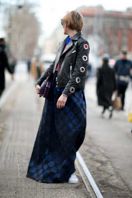 The 8 Street Style Trends That Dominated Milan Fashion ...