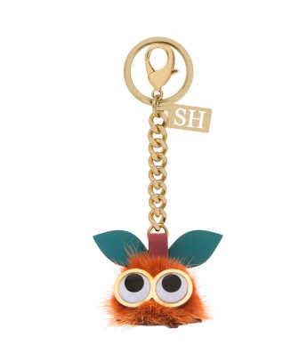 AC036_ACC_ENID ORANGE POM POM KEYRING_ORANGE.jpg