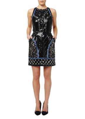 Mirror Cocktail Dress on Model.jpg