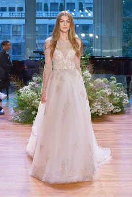 Cheap Wedding Dresses Fast Shipping 88 Epic Monique Lhuillier Bridal FW