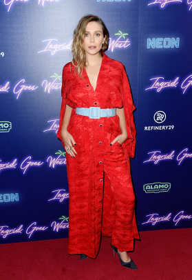 The Red Carpet s Best Dressed This Week Weren t #2: elizabeth olsen style