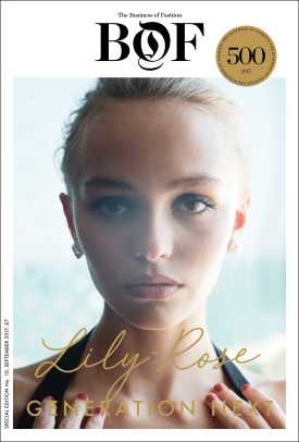 Cover Lily-Rose Depp
