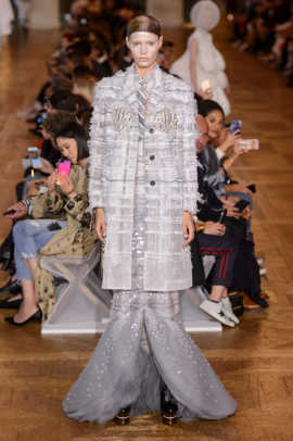 Thom Browne S Spring 2018 Dreamscape Includes White Lace