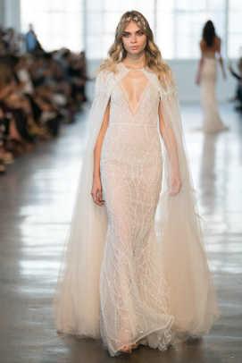 Church Wedding Dresses 70 Awesome berta wedding dress cape