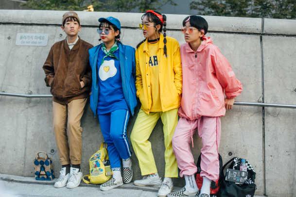 Korean Style Fashion Week