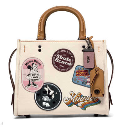 29186_Minnie Mouse Patches Rogue Bag 25
