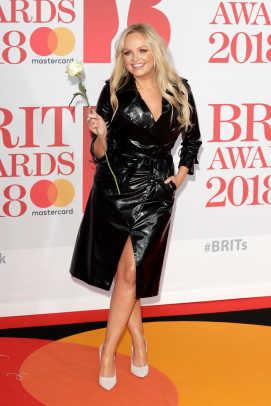 emma bunton brit awards 2018