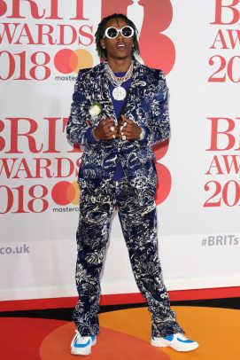 rich the kid brit awards 2018