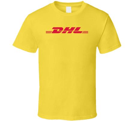 DHL Logo T Shirt.png