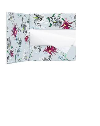 Erdem for NARS Strange Flowers Collection - Mattifying Blotting Paper Open