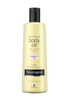 non-greasy body moisturizer_neutrogena