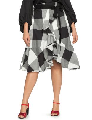 eloquii-plaid-ruffle-skirt-paper-bag-waist
