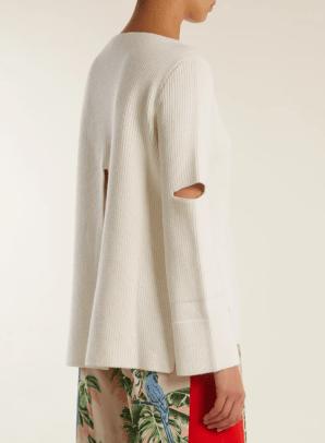 stella-mccartney-split-back-sweater