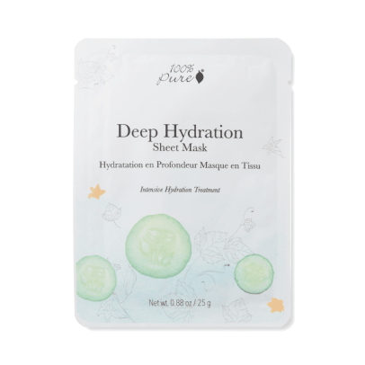 100-pure-deep-hydration-sheet-mask