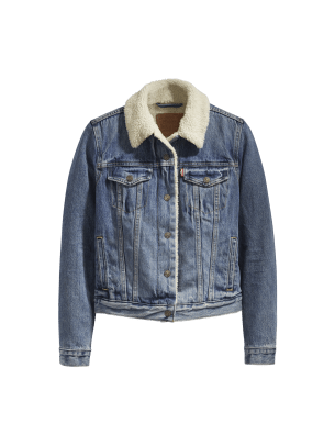 ORIGINAL SHERPA JACKET — EXTREMELY LOVABLE