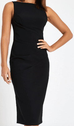 River-Island-Black-Work-Dress