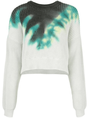 alc-elinor-tie-dyed-cotton-blend-sweater