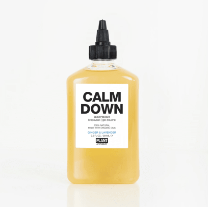 Plant Apothecary Calm down Organic Body Wash