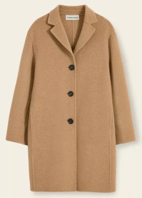 mansur gavriel camel coat