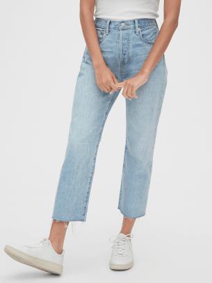 gap-mid-rise-boyfriend-jeans-with-raw-hem