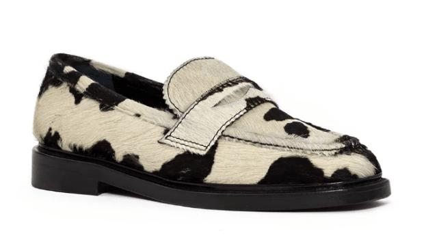 nicole saldana loafer
