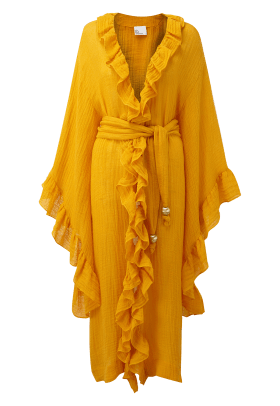 lisa marie fernandez robe work from home