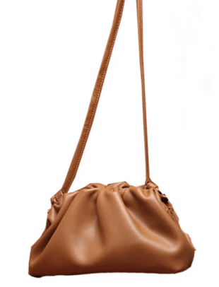 curvedgirl cloud bag