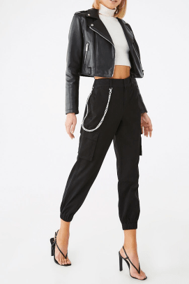 forever-21-chain-accent-cargo-joggers