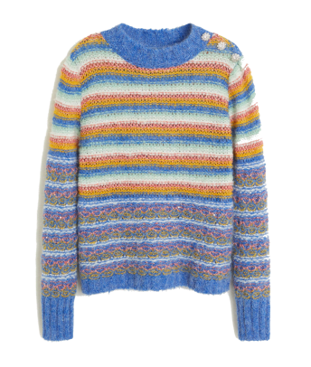 mango-striped-knit