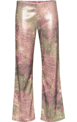 collina-strada sequin pants