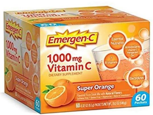 emergin-c-packets