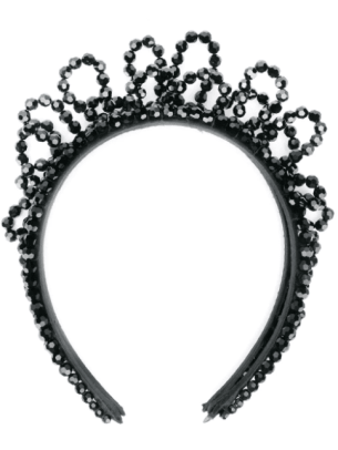 simone rocha crown headband