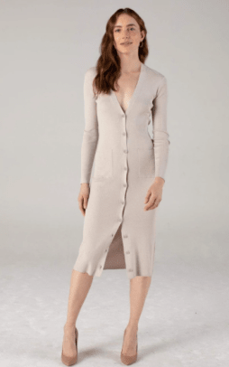 Naadam Summer Silk Duster