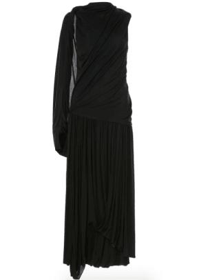JW Anderson Black Dress Farfetch