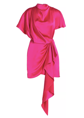 Acler Pink Dress Saks Fifth Avenue