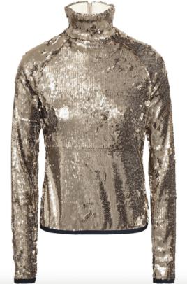 stella jean sequin top