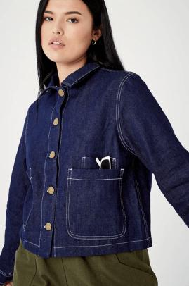 backbeat company chore jacket