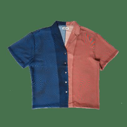 tyler mcgillivary kyle two tone shirt