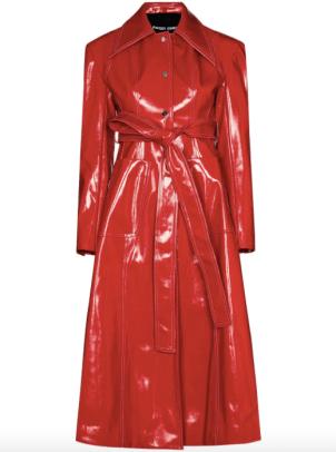 angel chen trench coat