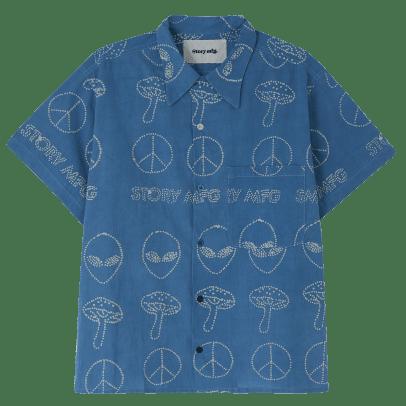 story mfg mushroom shirt