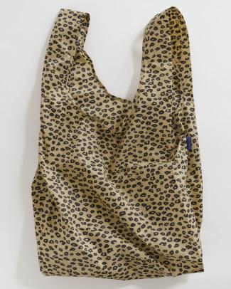 Big Baggu in Honey Leopard