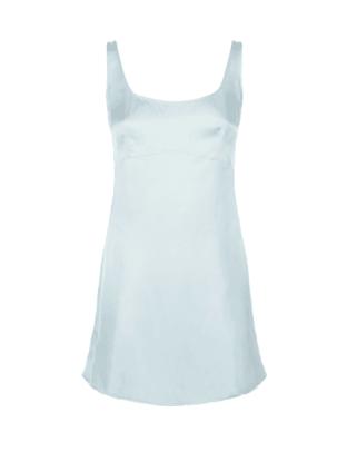 Alexachung Clever Slip Mini Dress