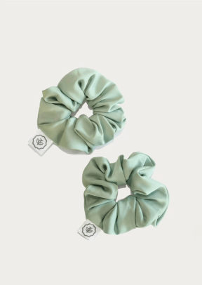 Sienna Naturals Silk Scrunchies