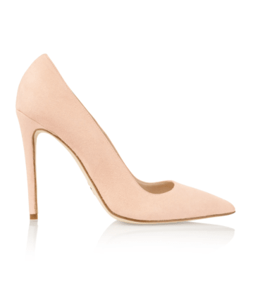Brother Vellies Nude Pump