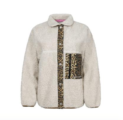 Sandy Liang Checkers Fleece