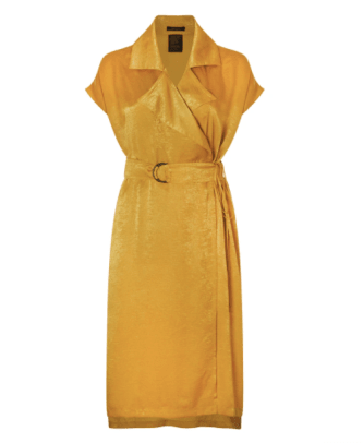 Juan Carlos Obando Sleeveless Trench Dress 11 Honore