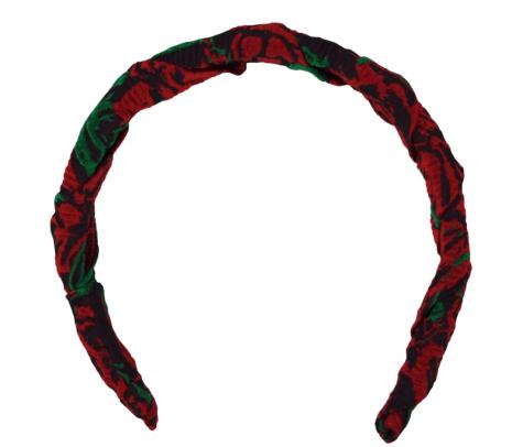Jonathan Cohen Rose Jacquard Headband