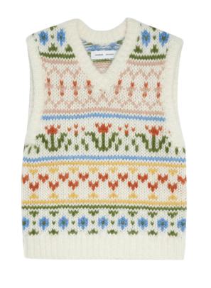 Simones Sweater Vest SAMSØE SAMSØE Nordstrom