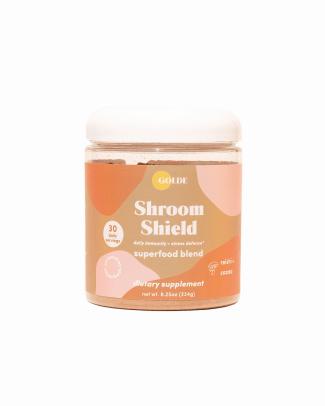 Golde Shroom Shield